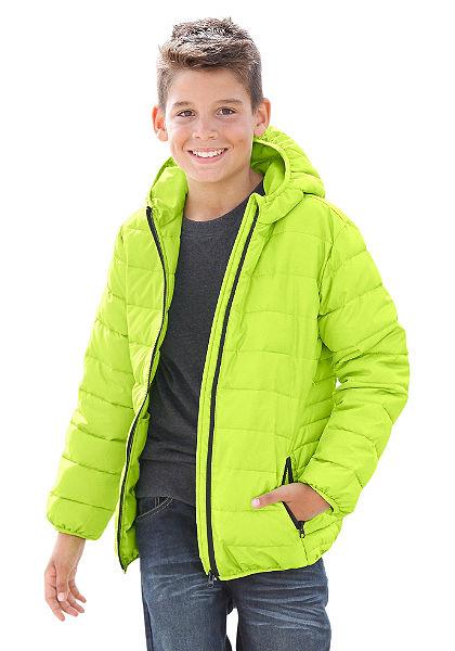 Prešívaná bunda, pre chlapcov