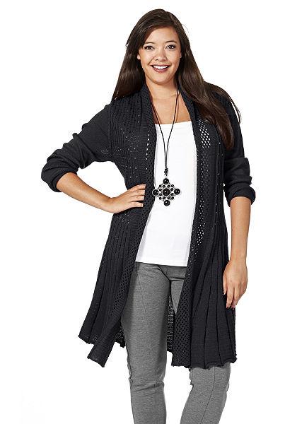 Pletený svetr, sheego Style