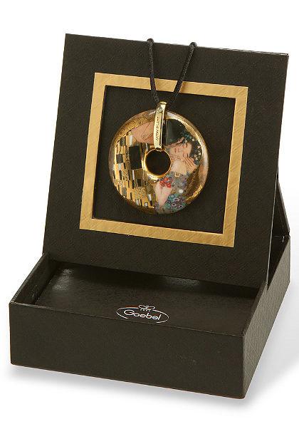 Goebel nyaklánc, »Gustav Klimt - A csók«
