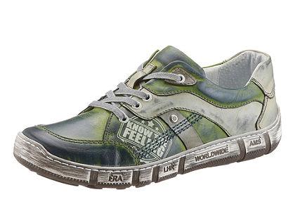 Kacper fűzős cipő koptatott hatású