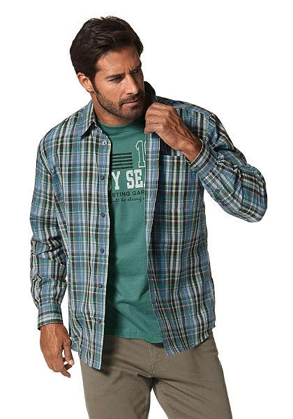 Košeľa + tričko