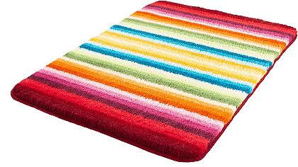 Meusch Fürdőszobaszőnyeg »Funky«, magasság 18 mm, csúszásgátló hátoldal