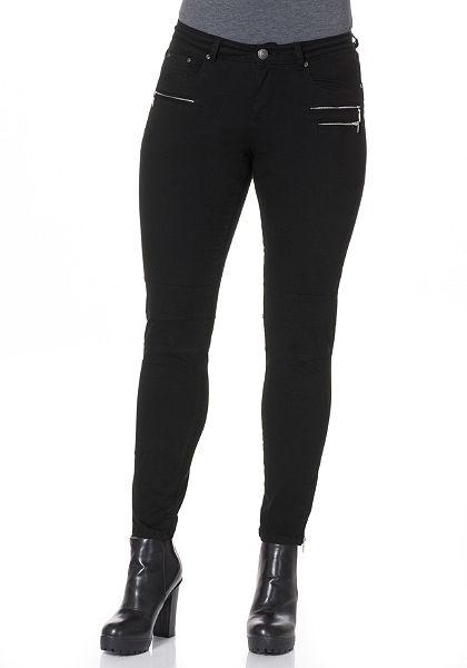 sheego Trend streccs nadrág, »szűk szárú«