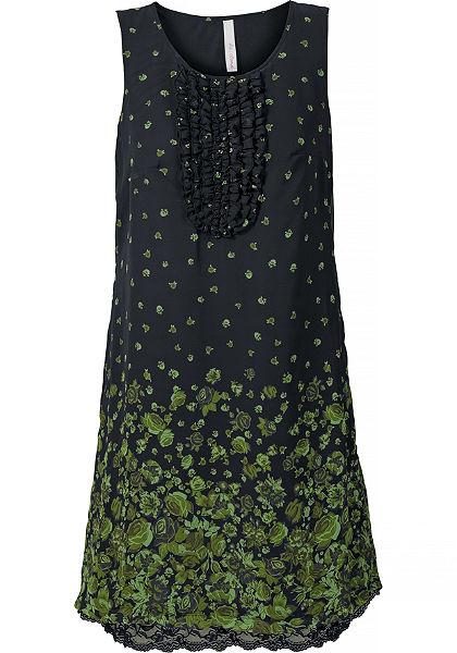 sheego Style sifon ruha
