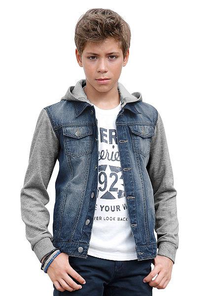 Džínsová bunda, pre chlapcov