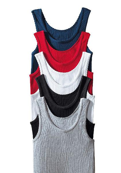 Spodní košilky 5ks - dvojitý