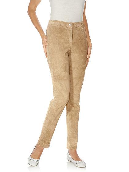 Kožené nohavice