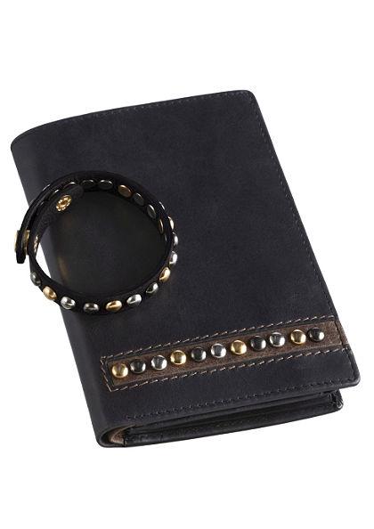 Peňaženka a náramok