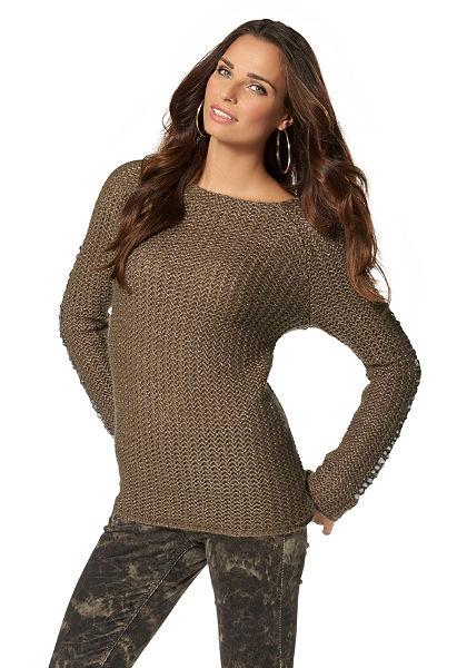 Laura Scott Kötött pulóver