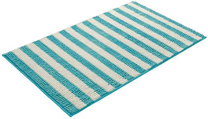 Fürdőszobaszőnyeg, my home selection, »Iris«, vastagság  15 mm, Chenille, csúszásgátló hátoldallal