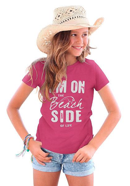 Arizona Tričko s předním potiskem, pro dívky