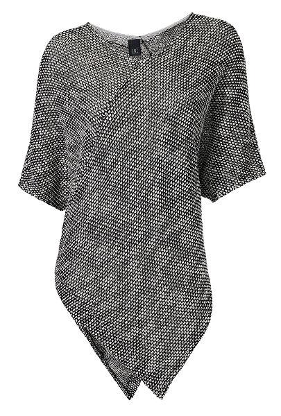 Dlhý pulóver