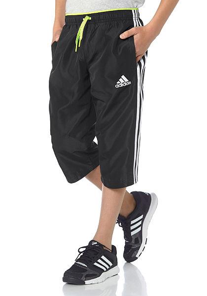 adidas Performance YB LR T 3/4 PANT 3/4 športové nohavice