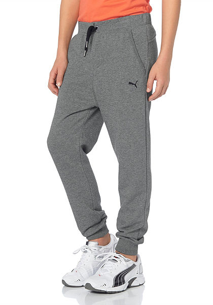 Puma STYLE ICON SWEAT PANTS szabadidőnadrág