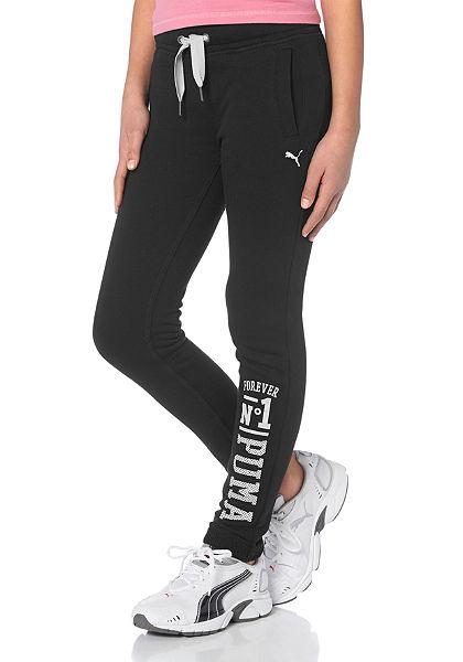 Puma STYLE ATHLETICS SWEAT PANTS Sportovní kalhoty