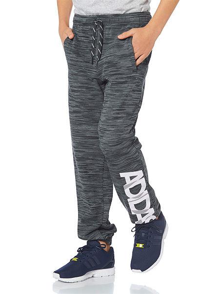 adidas Performance LOCKER ROOM BRAND SWEAT PANT Športové nohavice