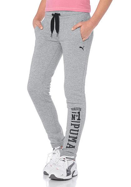 Puma STYLE ATHLETICS SWEAT PANTS Športové nohavice