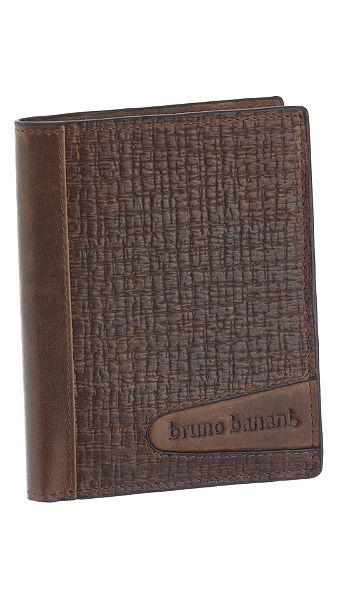 Bruno Banani pénztárca strukturált dombornyomással