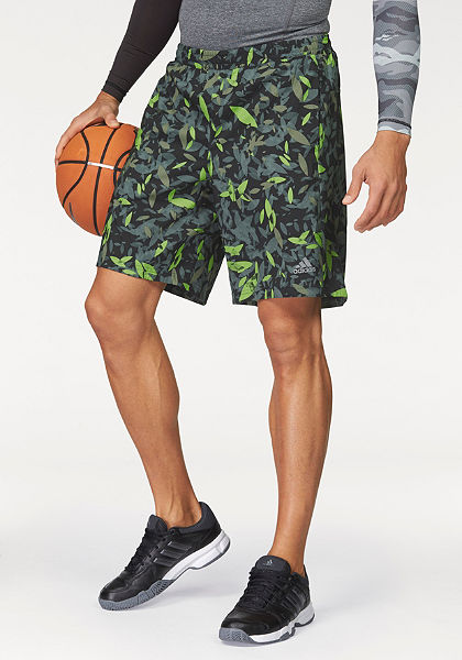 adidas Performance AKTIV GRAPHIC SHORT Šortky