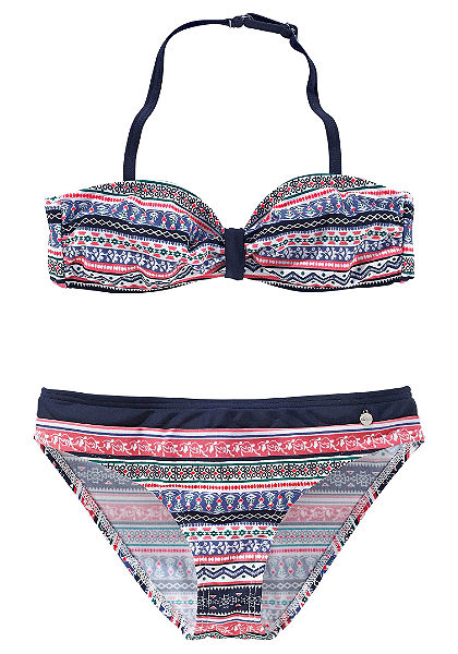 Bandeau bikini, s.Oliver