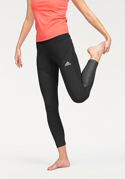 adidas Performance TECHFIT CLIMACHILL TIGHT funkcionális legging
