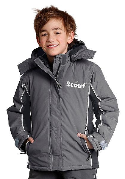 Téli kabát, Scout