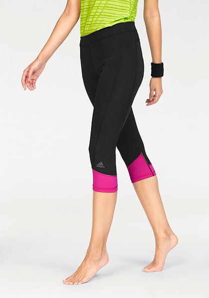 adidas Performance TECHFIT CAPRI 3/4-es sport legging