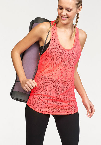Puma Mesh it up layer tank trikó