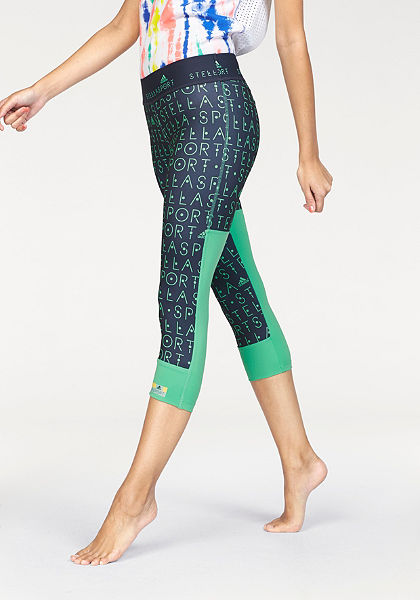 adidas Performance STELLASPORT 3/4 SPORT TIGHT 3/4-es sport legging