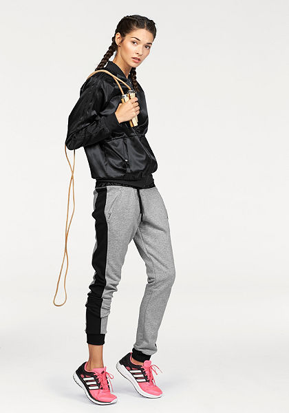 adidas Performance YOUNG WOVEN TRACKSUIT Sportovní souprava