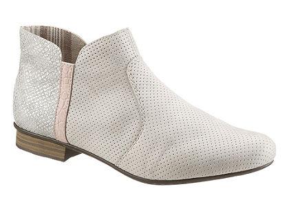 Kotníčková obuv
