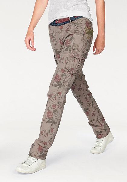 Kangaroos cargo nadrág (szett, 2 részes, levehető övvel)