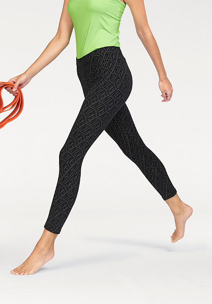 Nike NIKE CLUB LEGGING CROP AOP 2 leggings