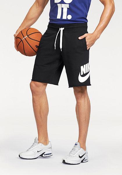 Nike NIKE AW77 FT ALUMNI SHORT Šortky