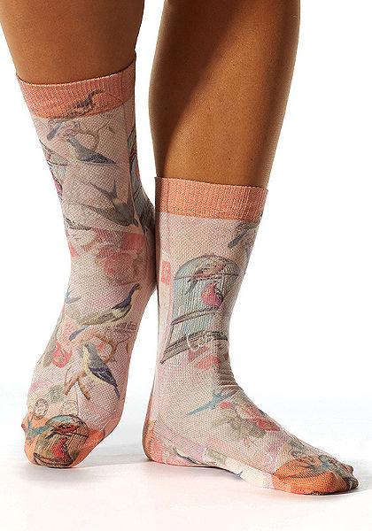 Wigglesteps nyomott mintás zokni (1pár)