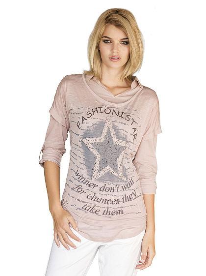 Tričko ablúzka