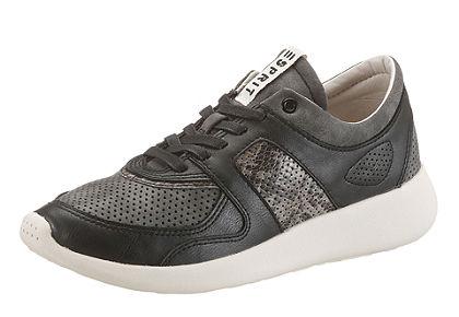 Esprit fűzős cipő világos talppal