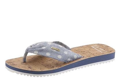 Esprit lábujjközös papucs