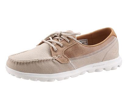 Skechers Šnurovacia obuv, vzhľad mokasíny