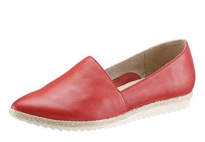 Tamaris belebújós cipő extravagáns dizájn