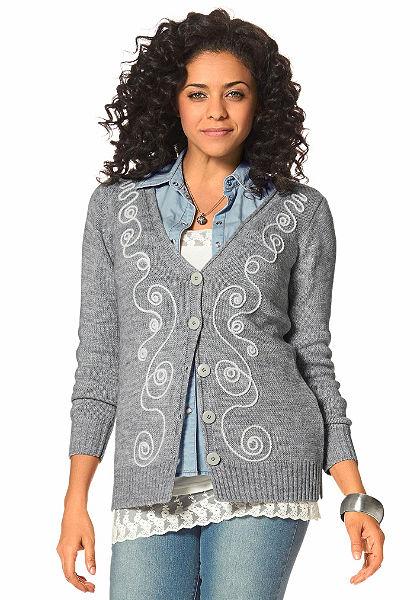 Boysen's Pletený sveter