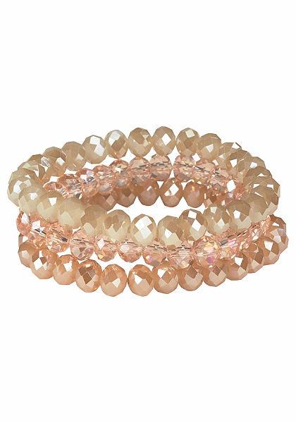 J. Jayz Náramok »s ozdobnými perlami«