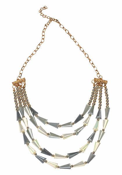 J. Jayz Retiazka s ozdobnými perlami«
