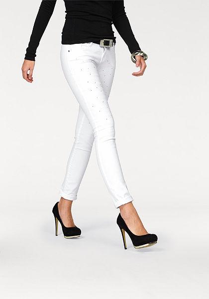 Melrose Rúrkové džínsy