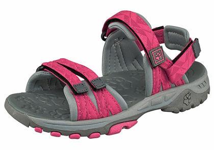 Jack Wolfskin Girls Bahia Trekingové sandály