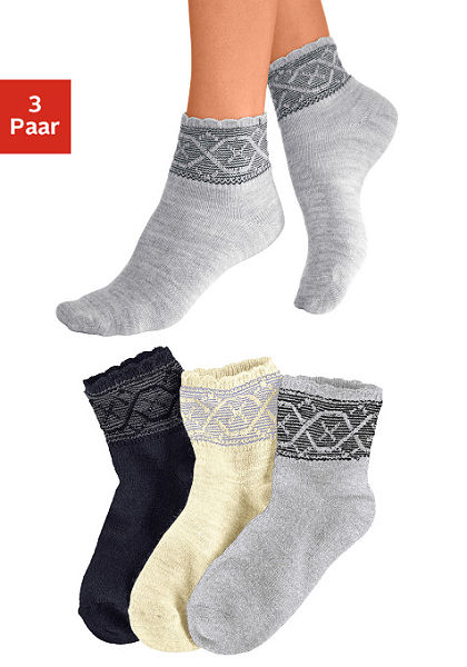 Lavana zokni (3 pár)