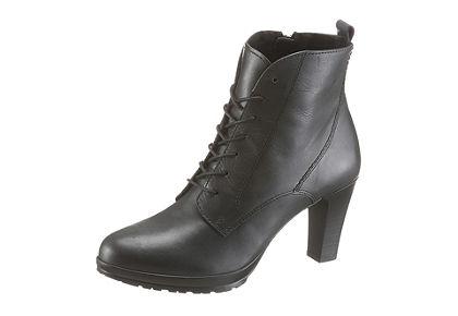Tamaris šněrovací kotníčková obuv