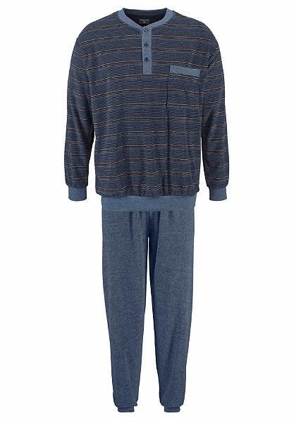 Normann, frottír pizsama