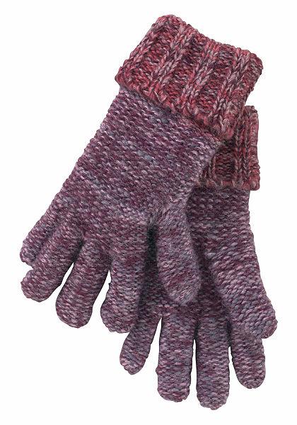 J. Jayz Pletené rukavice