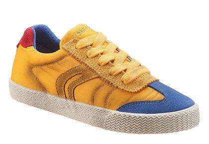 GEOX Kids fűzős cipő kivehető talpbetéttel